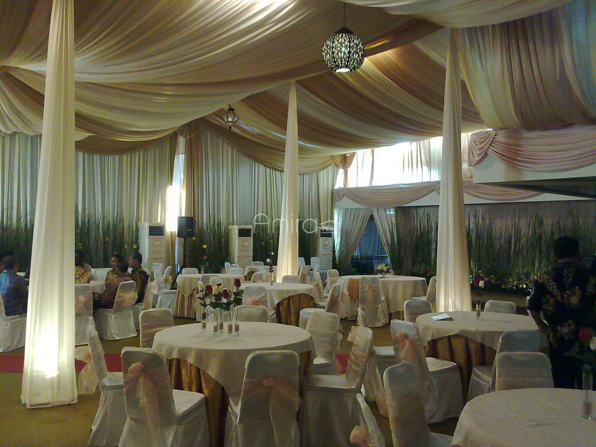 Sewa Tenda Dekorasi VVIP Konvensional Jakarta Kemah
