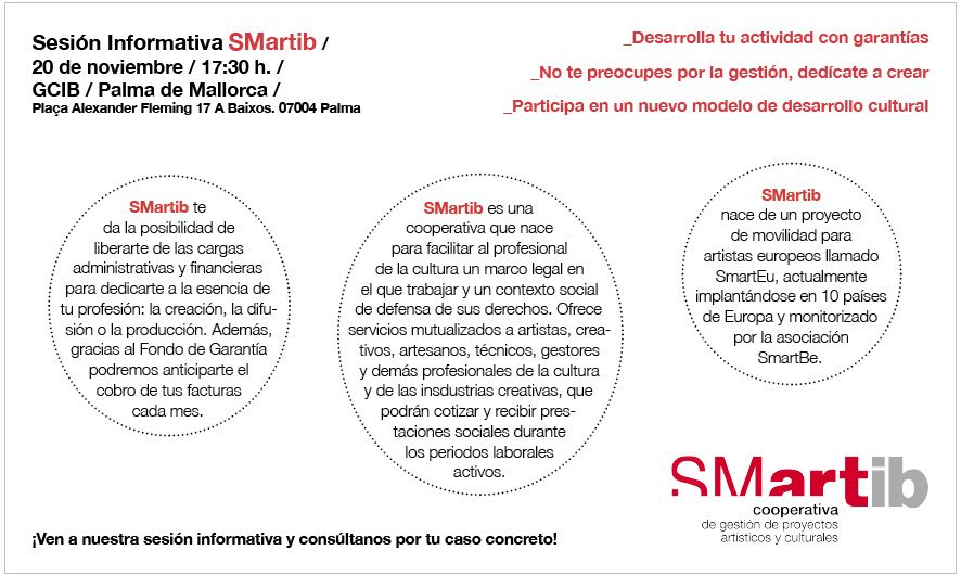 Presentació de la cooperativa SMARTIB en Palma
