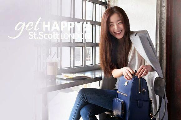 Secret's Sunhwa poses for St.Scott London - Latest K-pop News - K-pop News | Daily K Pop News