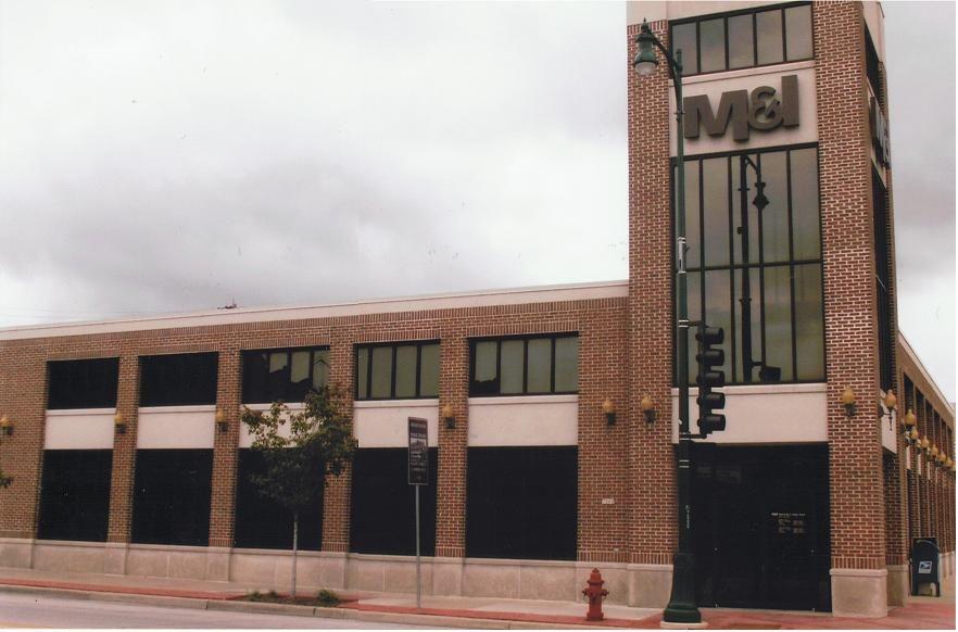 Bmo harris bank formaly m 7100 w greenfield avenue west