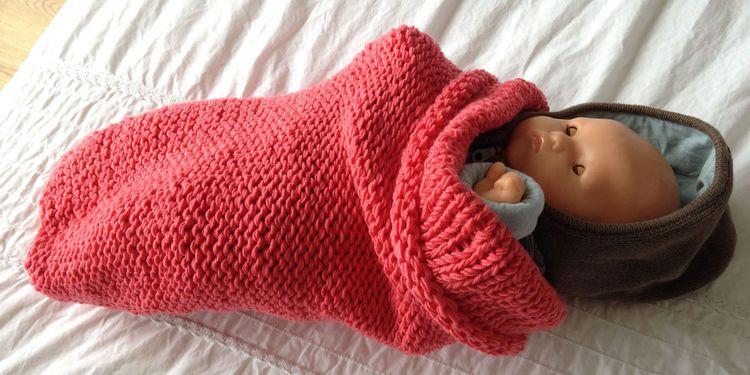 tricoter des chaussettes bebe facile