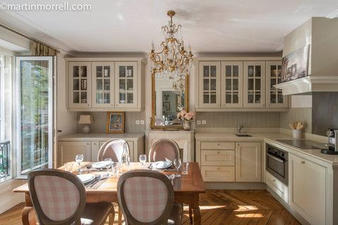 Buying Trip To Paris Parisian Kitchen Chic Apartment Decor Classy Kitchen