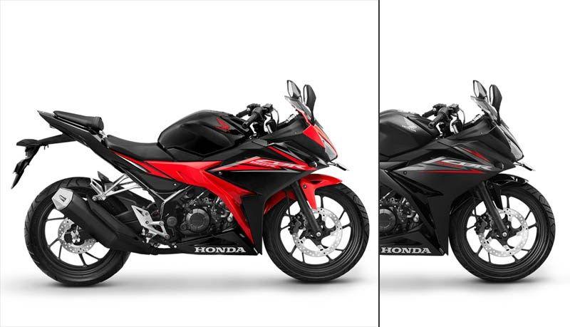 Pilihan Warna Honda CBR150R Terbaru 2018