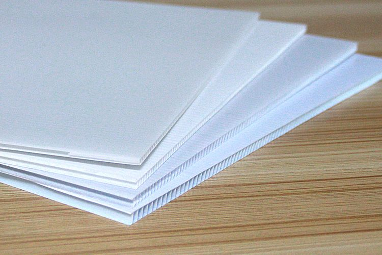 Plastic Pp Polypropylene Honeycomb Sheet Polypropylene Plastic Flute Sheet Plastic Twin Wall F Corrugated Plastic Sheets Corrugated Plastic Hard Plastic Sheets