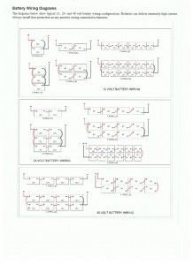 Battery Wiring Diagrams | Solar, Wire, Diagram