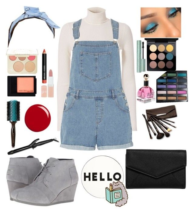 """""""#ootd"""" by cheapchicceleb on Polyvore featuring A.L.C., Dorothy Perkins, BOBS from Skechers, LULUS, MAC Cosmetics, Urban Decay, Borghese, Becca, Maybelline and Bobbi Brown Cosmetics"""