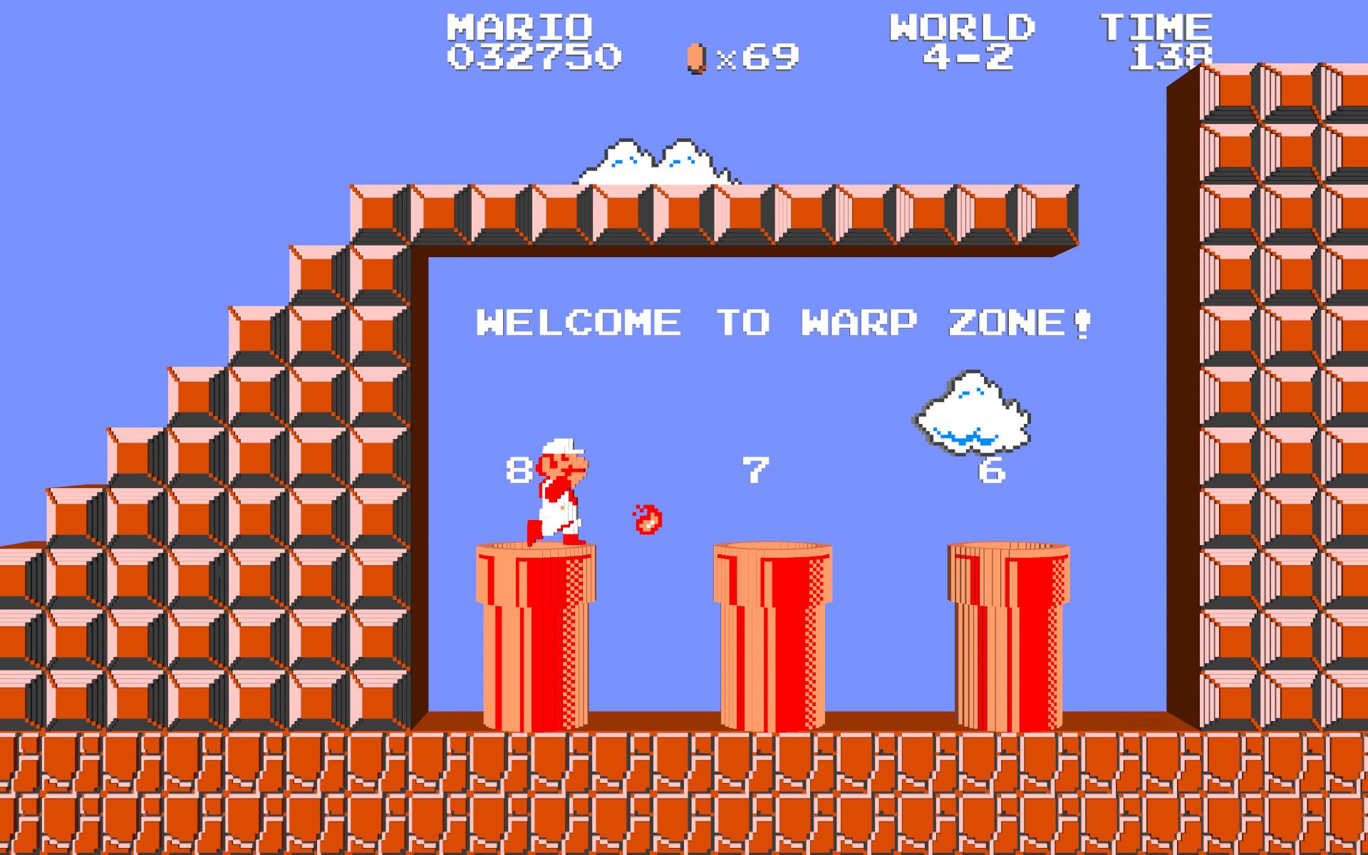 Little Goomba From The Original Nintendo Video Game Super Mario