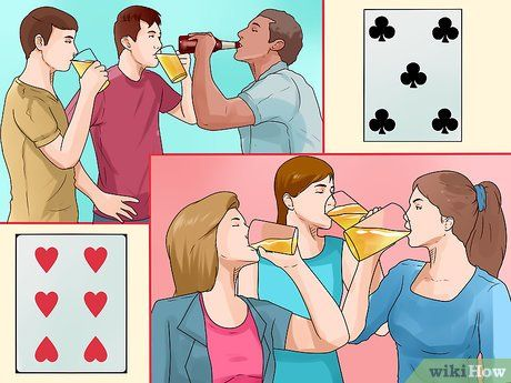 Cómo Jugar A La Copa Del Rey Juego De Bebidas Juegos Para Beber Juegos Juegos De Cartas