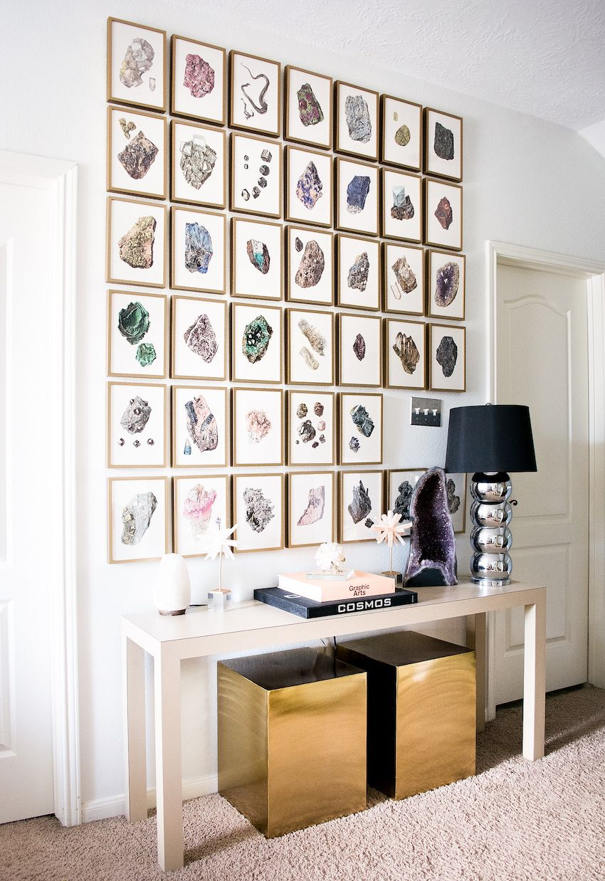 A Collector\'s Ever-Changing Family Home in League City, TX | Design ...