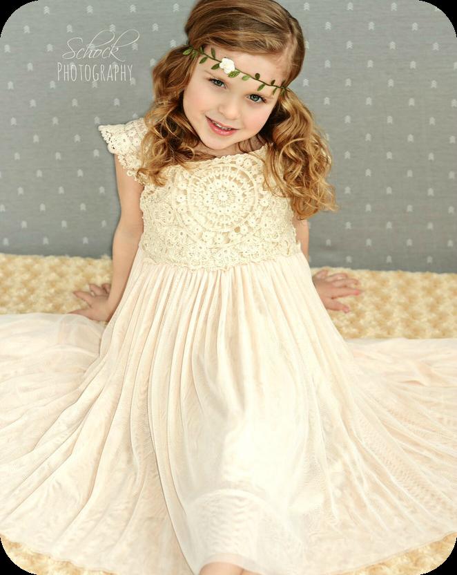 e71b81cc976d Vintage Crochet Dress