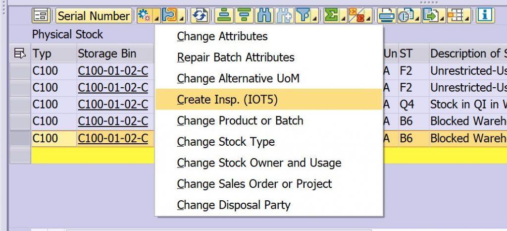 EWM & QM integration in SAP S/4HANA 1809 | Sapspot News | Purchase
