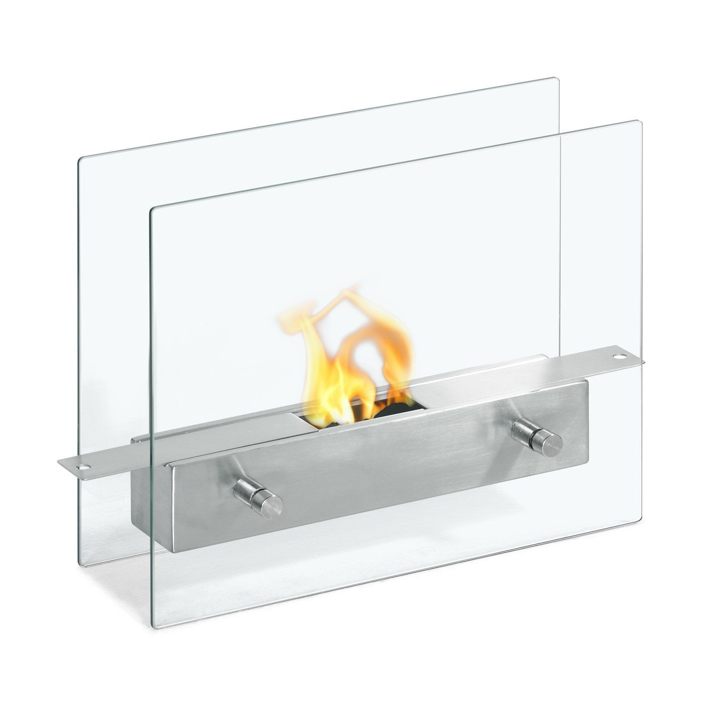 Modern Elements F202200 Orion Table Top Ethanol Fireplace Stainless Steel Lowe S Canada Ethanol Fireplace Bioethanol Fireplace Tabletop Fireplaces