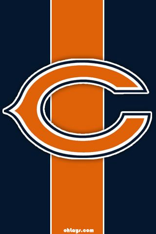 Chicago Bears Iphone Wallpaper Chicago Bears Logo Chicago Bears Bears Football