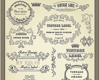 Vintage Product Label Templates  Google Search  Transferables