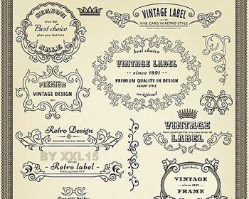 vintage product label templates - Google Search | Ephemera ...