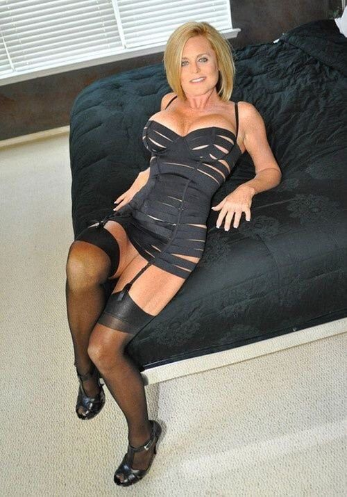 amateurs Mature older women