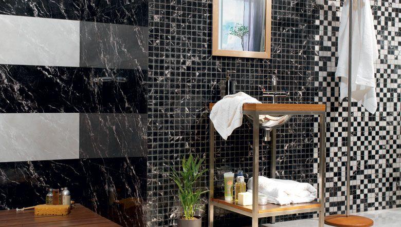 Negro espectacular originales y atrevidas combinaciones for Colores contemporaneos para interiores