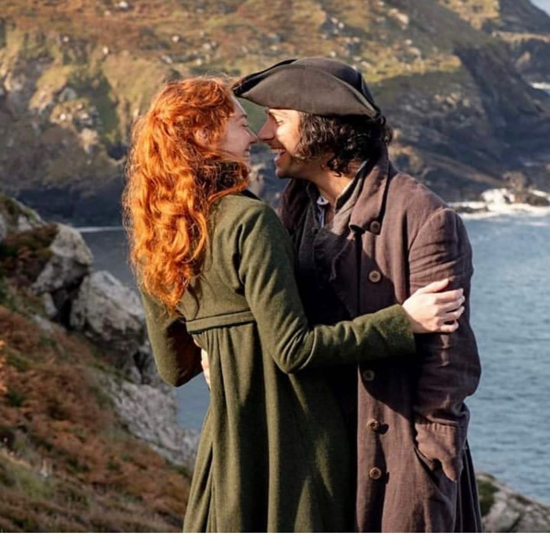 "Poldark Christmas Episode 2020 red.is.my.heart on Instagram: """"You make me smile like the sun"
