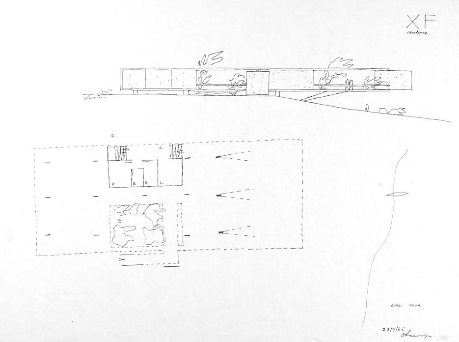 SNAKE RANCH — mehtapty Acrópole 321, 1965 by Oscar