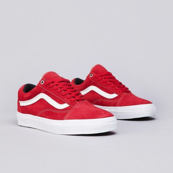 vans shoes red and white. skate shoes ph: vans syndicate old skool pro s red and white d