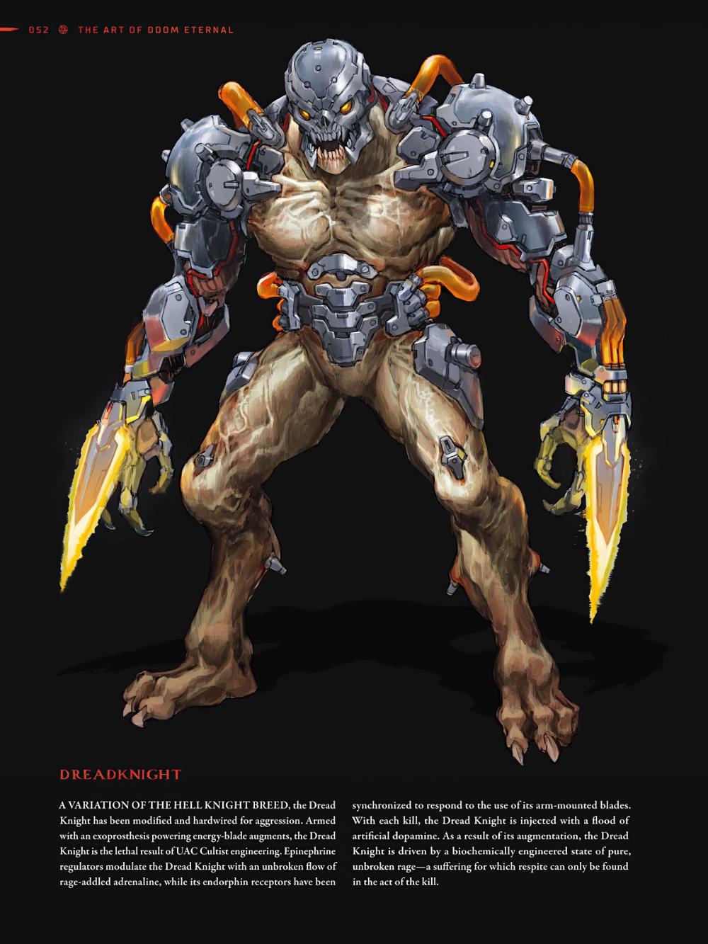 doom eternal cosplay slayer master collection