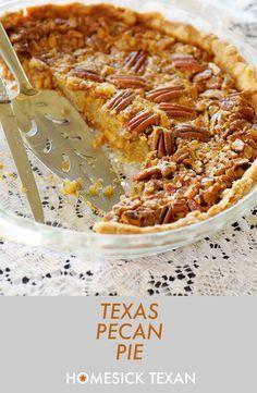 Grandmotherhood and Texas pecan pie   Homesick Texan