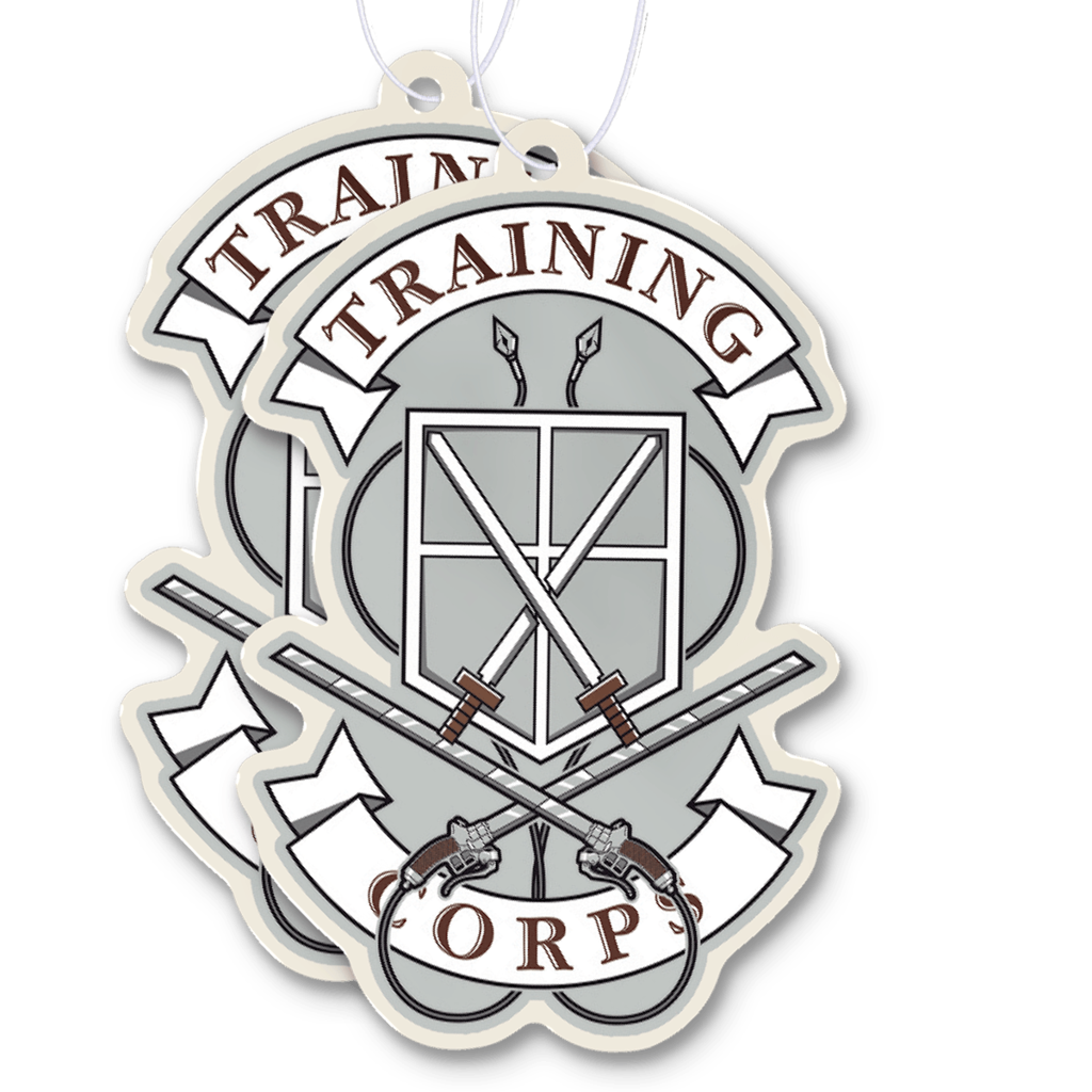 Attack on Titan Training Corps Air Freshener Attack on