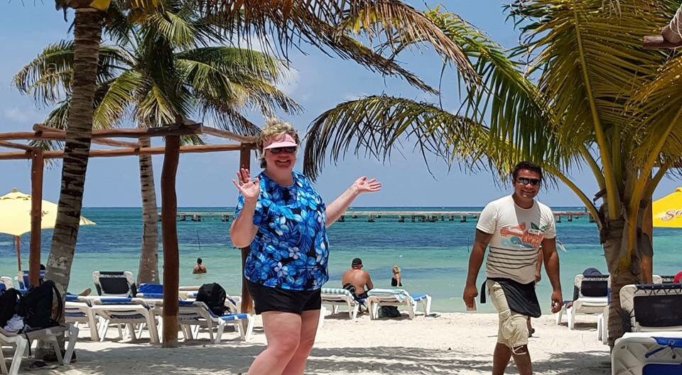 Jungle Beach Break In Costa Maya Mexico May 15 2016