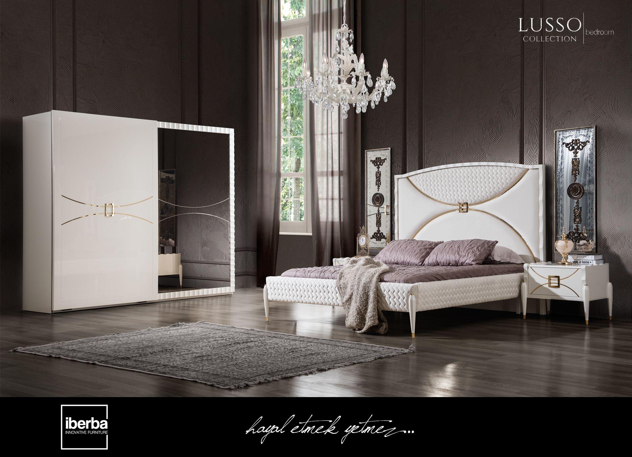 Sadeliğin içine gizlenmiş; Göz alıcı bir şıklık taşıyan Lusso Yatak Odası; İkna edici tasarımı, üst düzey kalite anlayışıyla, evinizi canlandırıyor. İberba Mobilya.. http://iberba.com/portfolio/lusso-yatak/
