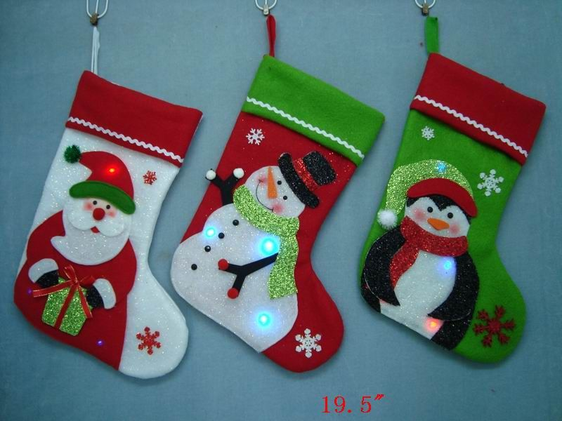 lh10029 light up stocking