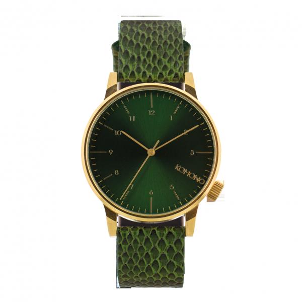 Winston Monte Carlo - Green Lizard pack