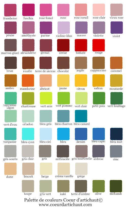 palette de couleurs de coeur d 39 artichaut couleurs pinterest palette de couleur artichaut. Black Bedroom Furniture Sets. Home Design Ideas