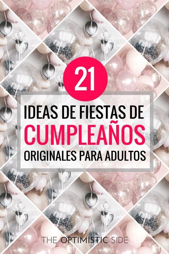 Ideas originales para celebrar cumpleaos adultos latest for Habitaciones originales para adultos