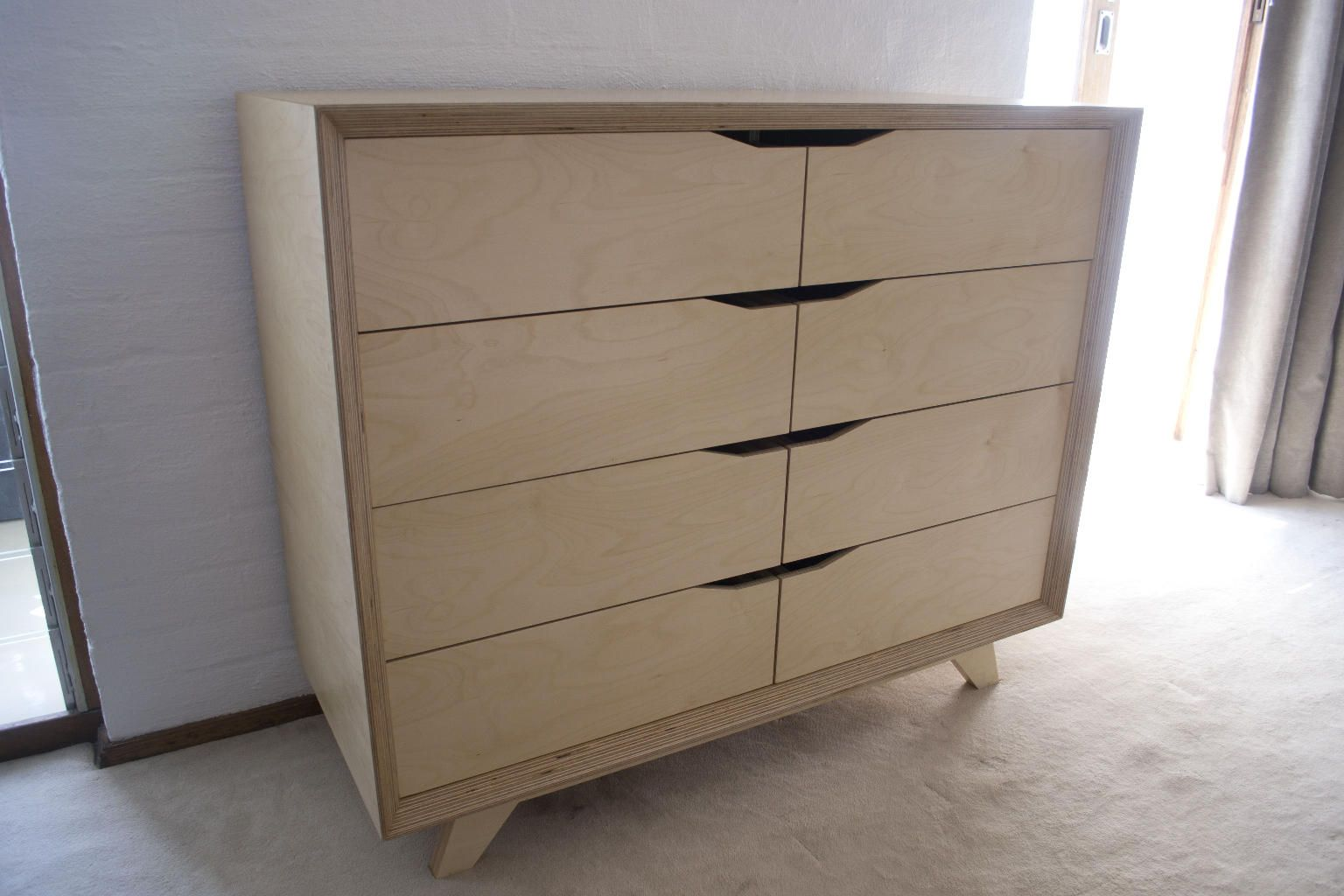 Big Bertha Custom Made Chest Of Drawers From Birch Plywood