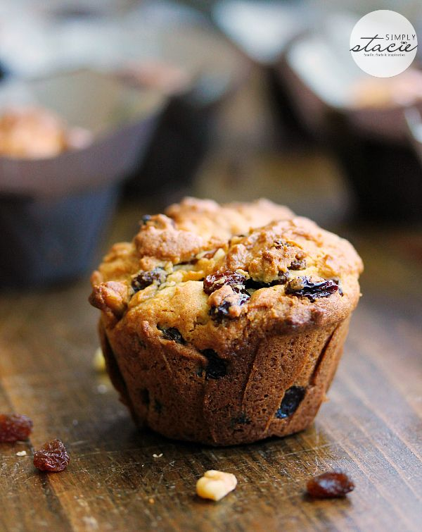bcbf7ad2138d8 Butter Tart Muffins - a delicious twist on a classic Canadian dessert!
