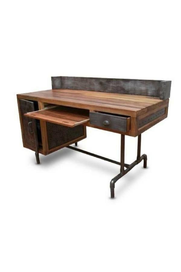 17 Bureaux Style Industriel Selection Shopping Bureau Style Industriel Style Industriel Mobilier Design