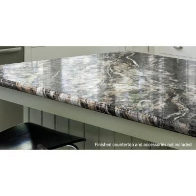 Wilsonart 60 In X 144 In Laminate In Magnata With A Mirage Finish 1880k3537660144 The Home Depot Laminate Sheets Home Wilsonart