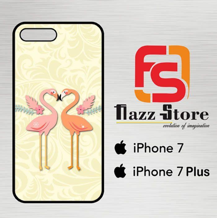 couple flamingo L0048 iPhone 7 Plus| 7 Plus Case