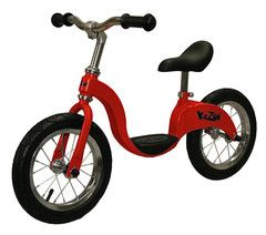 Kazam Red Balance Bike Kazam Balance Bike For My Little Man For