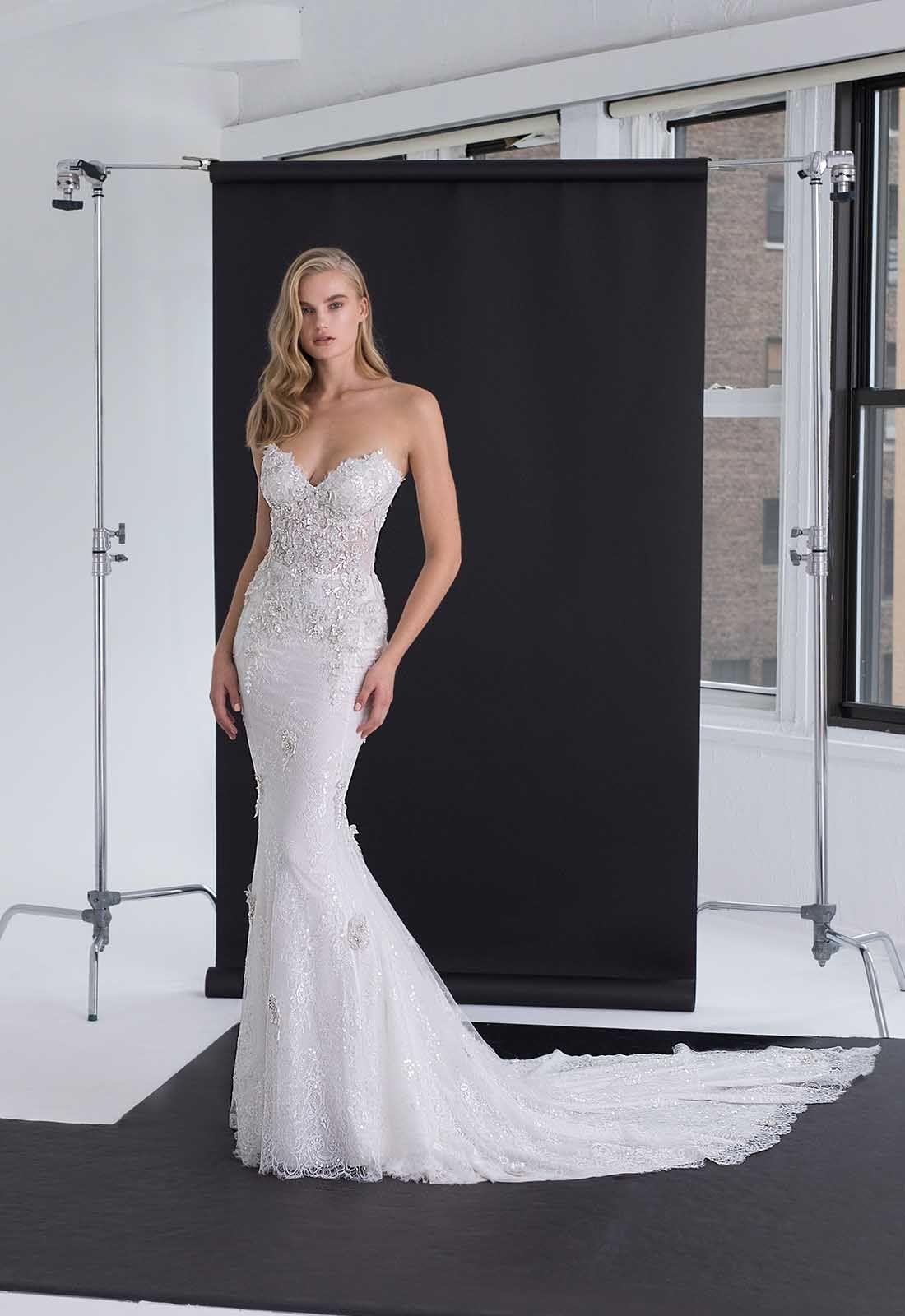 17++ Black pnina tornai wedding dress ideas