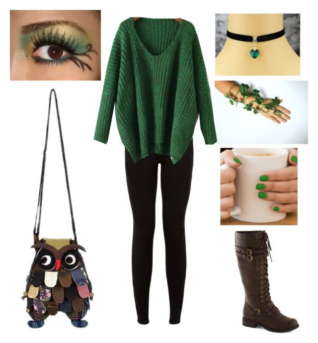 """""""Untitled #238"""" by shadow-cheshire ❤ liked on Polyvore featuring Mode und NOVICA"""