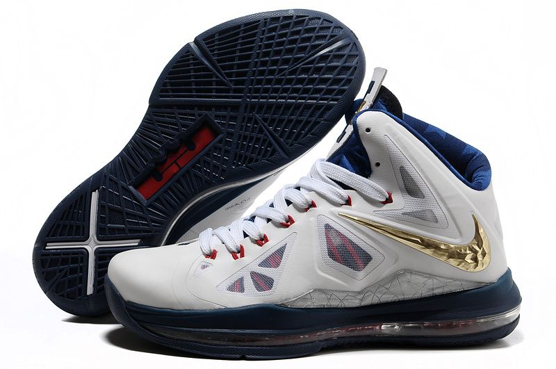 Cheap Nike Lebron 10 Shoes Gold White Blue Red cheap Nike Lebron 10 Mens  If you want to look Cheap Nike Lebron 10 Shoes Gold White Blue Red