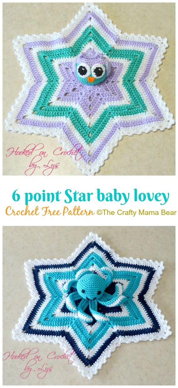 Owl Lovey Crochet Free Pattern [Video] - Crochet & Knitting