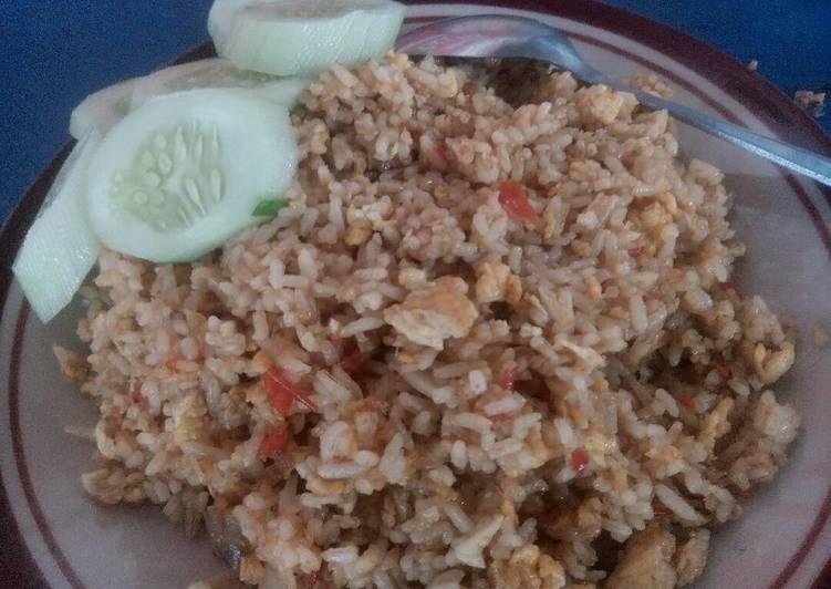 Resep Nasi Goreng Bumbu Ulek Lamongan Yummy Oleh Sofiana Desi Fatmawati Resep Resep Nasi Goreng Resep Nasi Resep