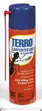 TERRO 16 oz. Carpenter Ant Aerosol T1900 by Terro # ...