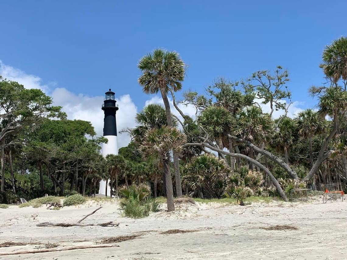 hunting island state park in 2020 State parks, Island