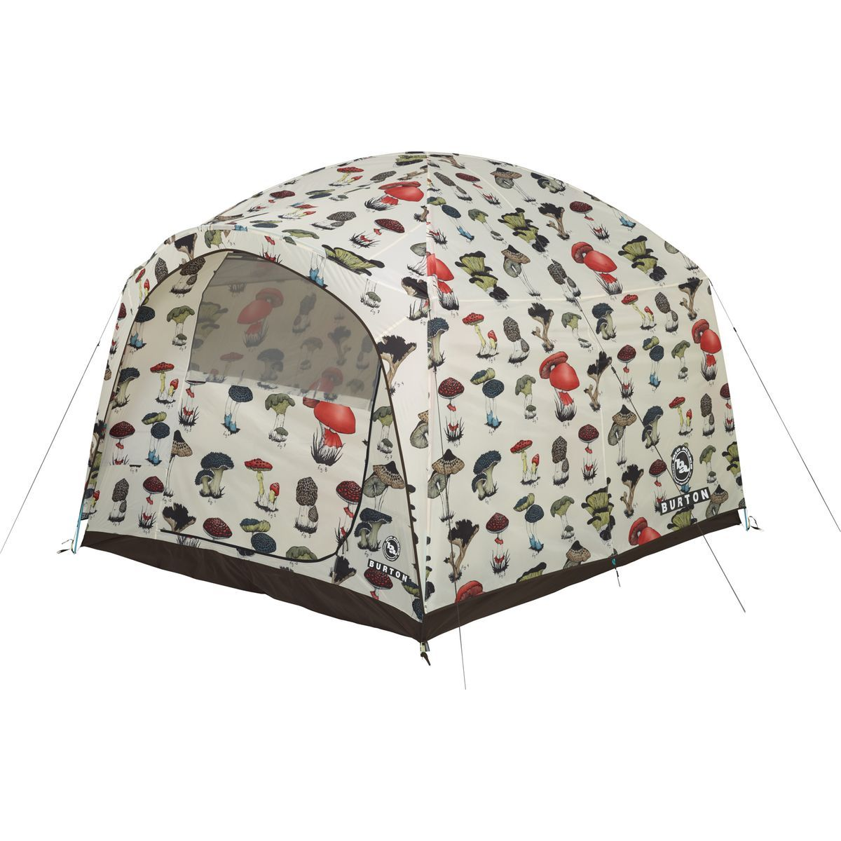 Burton Stone Hut Tent 6-Person 3-Season Shrooms  sc 1 st  Pinterest & Burton Stone Hut Tent: 6-Person 3-Season Shrooms | Get Out There ...
