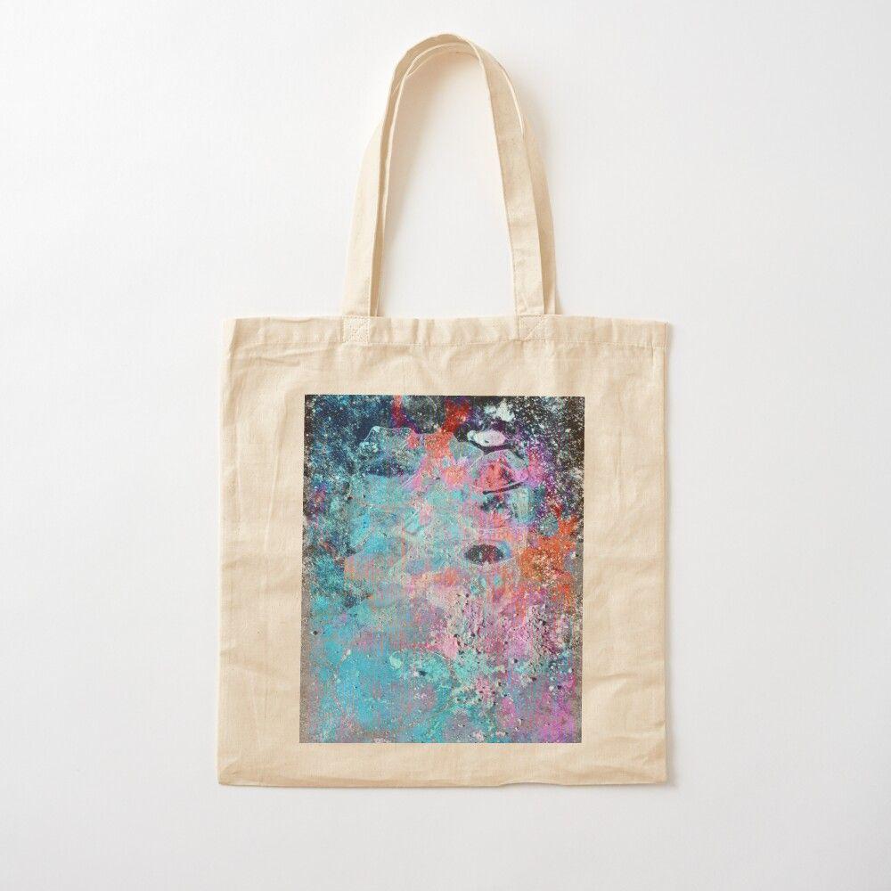 Zen cotton reusable bag