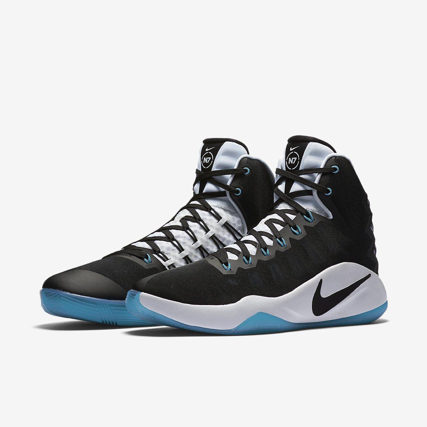 huge selection of 5c207 d9874 Nike Hyperdunk 2016 Premium N7 Men s Basketball Shoe. Nike.com