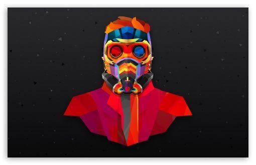 Guardians Of The Galaxy Star Lord Abstract Art Hd Desktop Wallpaper Widescreen Fullscreen Mobile Dual Iphone Wallpaper For Guys Marvel Wallpaper Marvel
